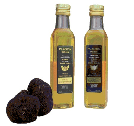 white truffle oil - plantin alba france