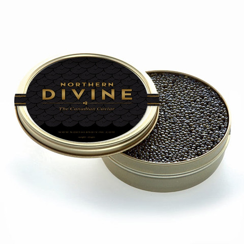 Northern Divine - Gold Label Organic Caviar